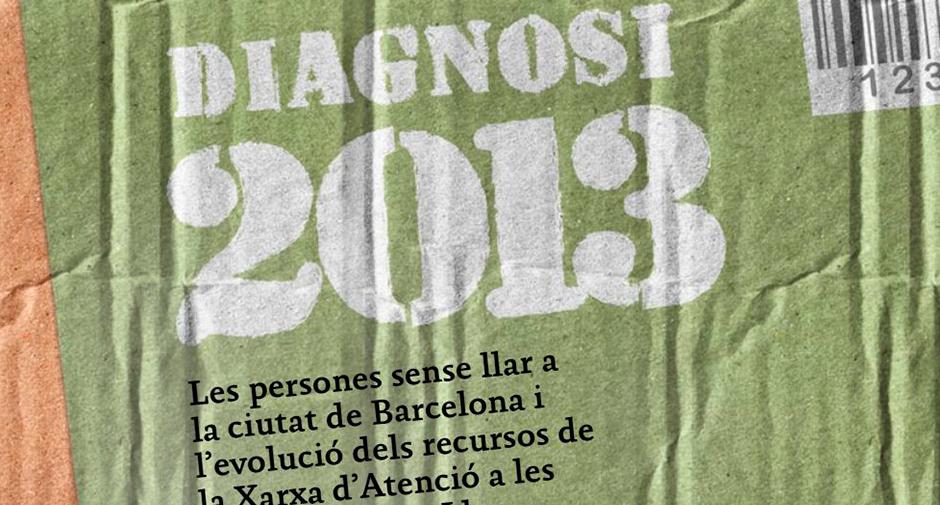 Augmenta el nombre de persones sense llar a Barcelona