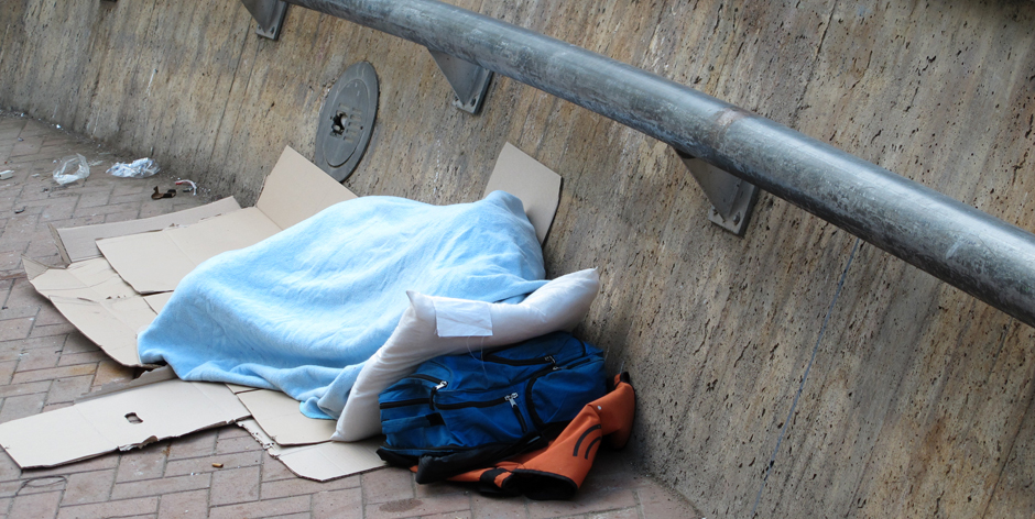 Eleccions europees: propostes perquè ningú hagi de dormir al carrer