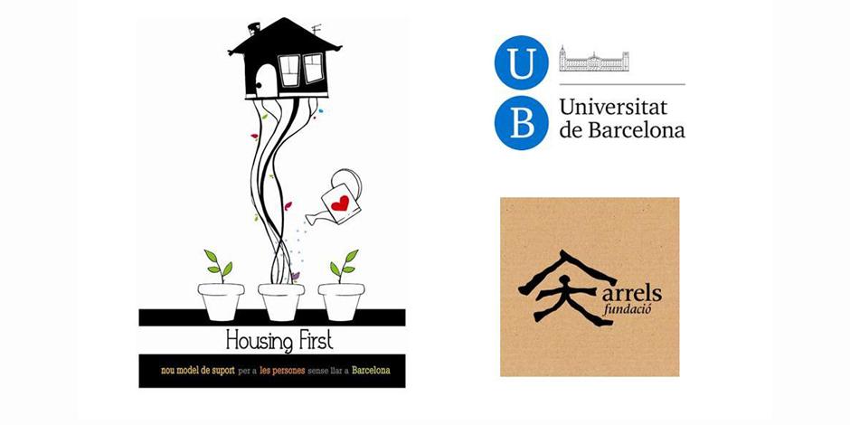 El 2 de desembre, apunta't a saber més sobre el model Housing First!