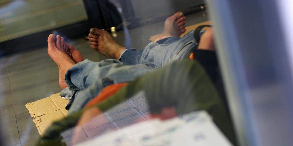 Estereotipos peligrosos contra las personas sin hogar