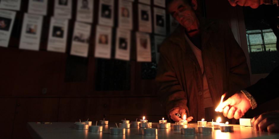 """""""Muchas de las personas que hoy recordamos han fallecido en la calle"""""""
