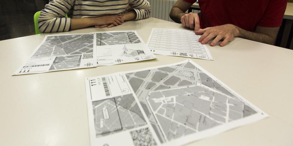 Cinco municipios catalanes realizan recuentos para saber cuántas personas duermen en la calle
