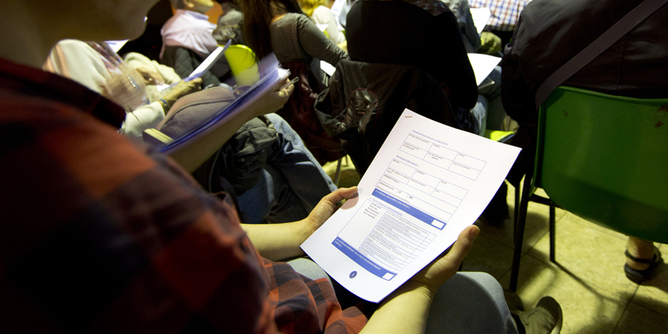 Preguntes més freqüents sobre el cens de persones sense llar