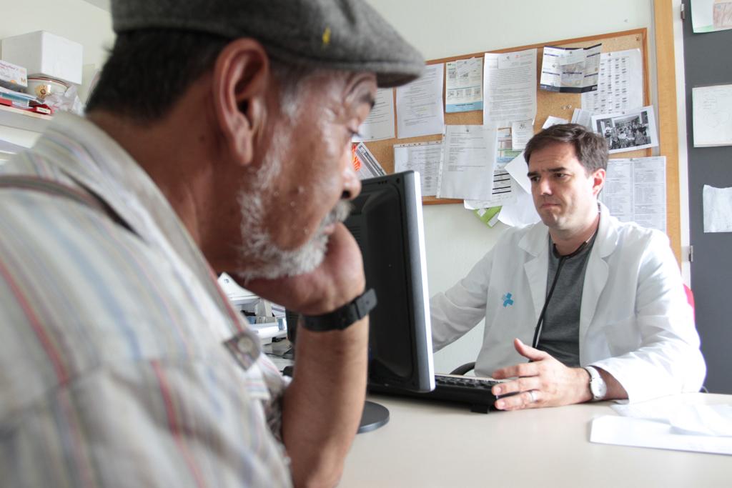 25 anys de vida del CAP Drassanes, 3 anys de col·laboració amb Arrels