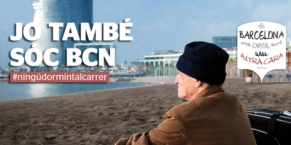 """""""Jo també sóc Barcelona"""", una campanya que mostra la cara invisible de la ciutat"""