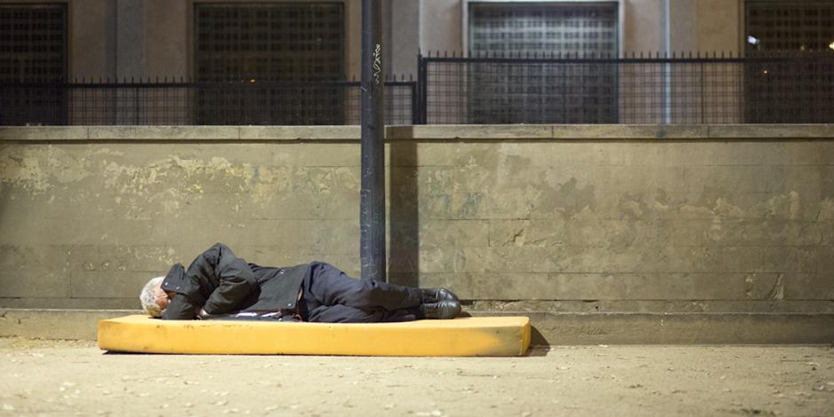 Cinco ciudades europeas acogen censos de personas que duermen en la calle