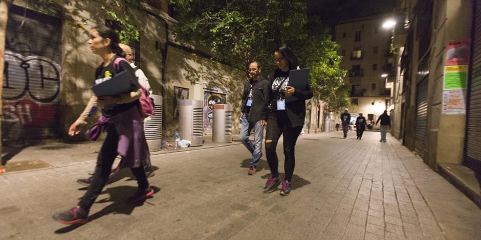 La situación de las personas que viven en la calle en Barcelona no mejora, según el censo de personas sin hogar