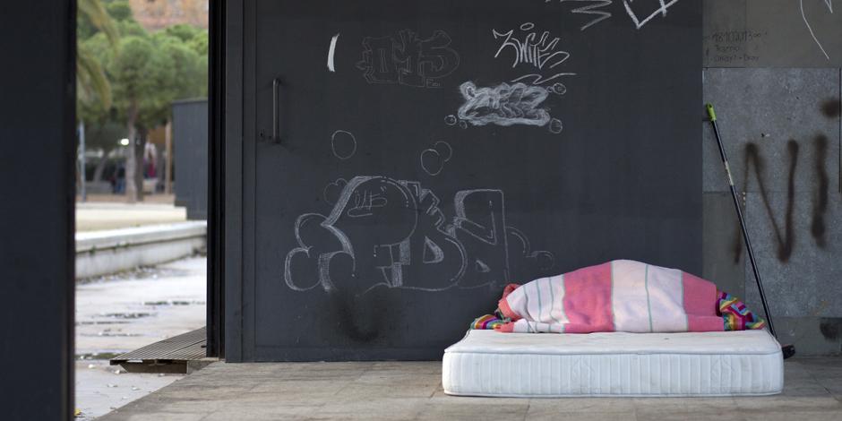 ¿Qué significa no tener un hogar?