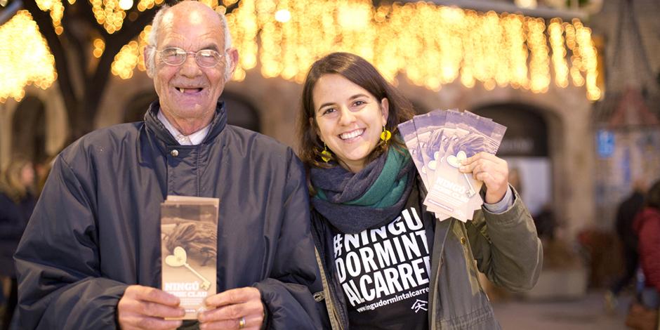 Esta Navidad, ¡participa en acciones que rompen prejuicios!