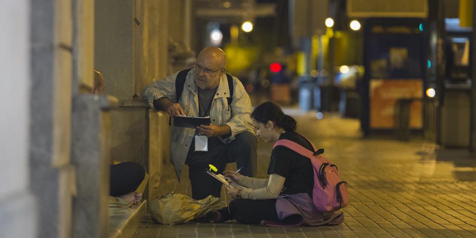 Persones sense llar a Barcelona: qui són i com són de vulnerables?