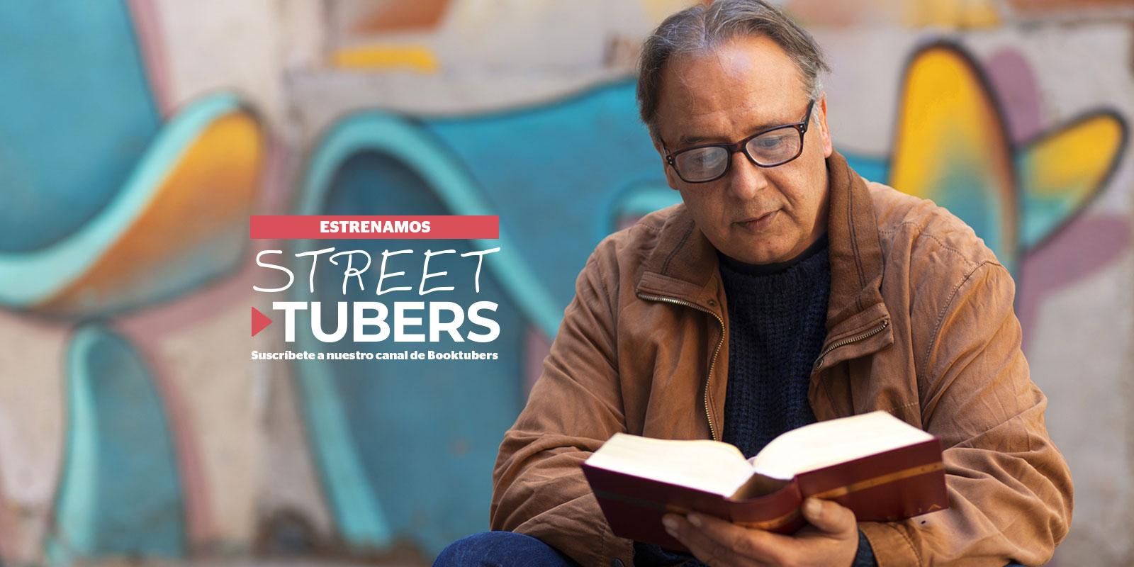 StreetTubers, críticas literarias que rompen prejuicios