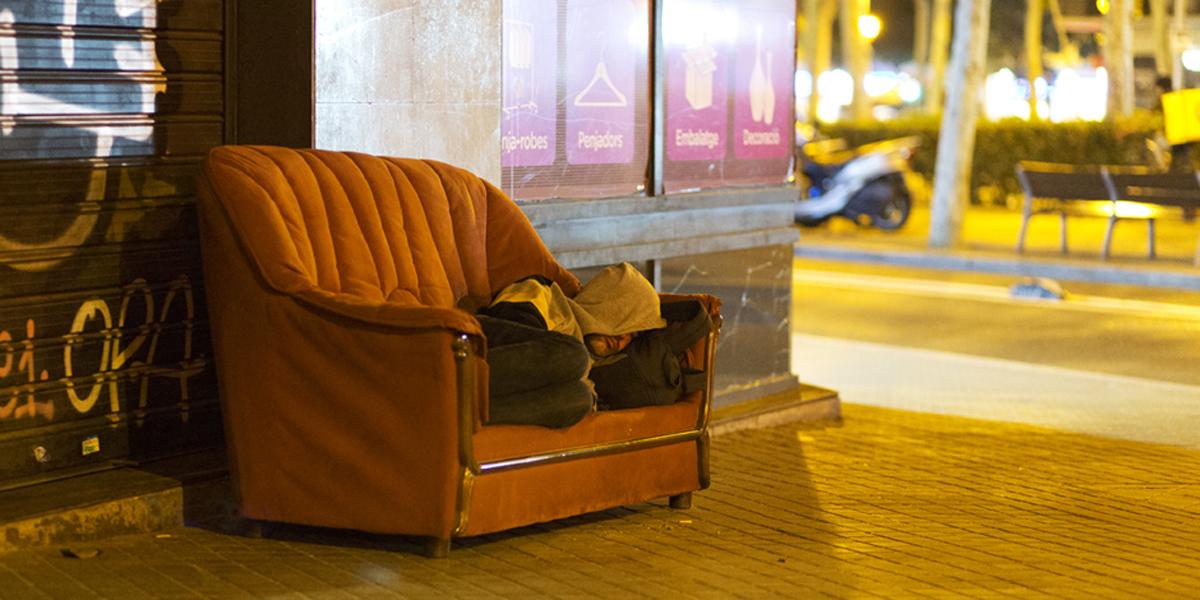#CensSenseLlar: 322 historias de vulnerabilidad en las calles de Barcelona