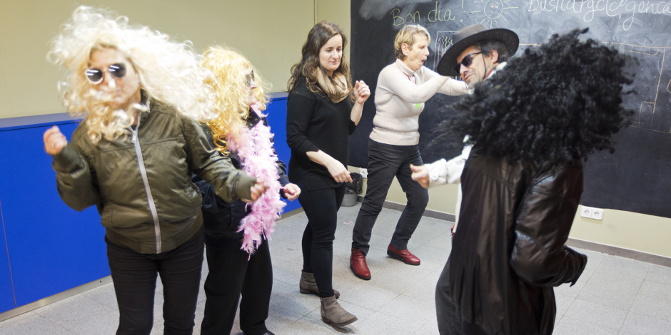 """Julieta Lostumbo: """"El teatre és un motor de canvi molt potent"""""""