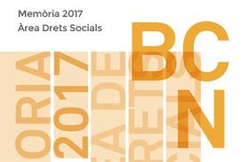 Memòria Àrea de Drets Socials 2017