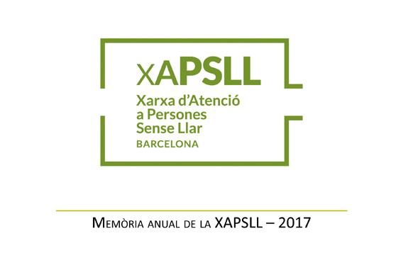 Memòria de la XAPSLL 2017