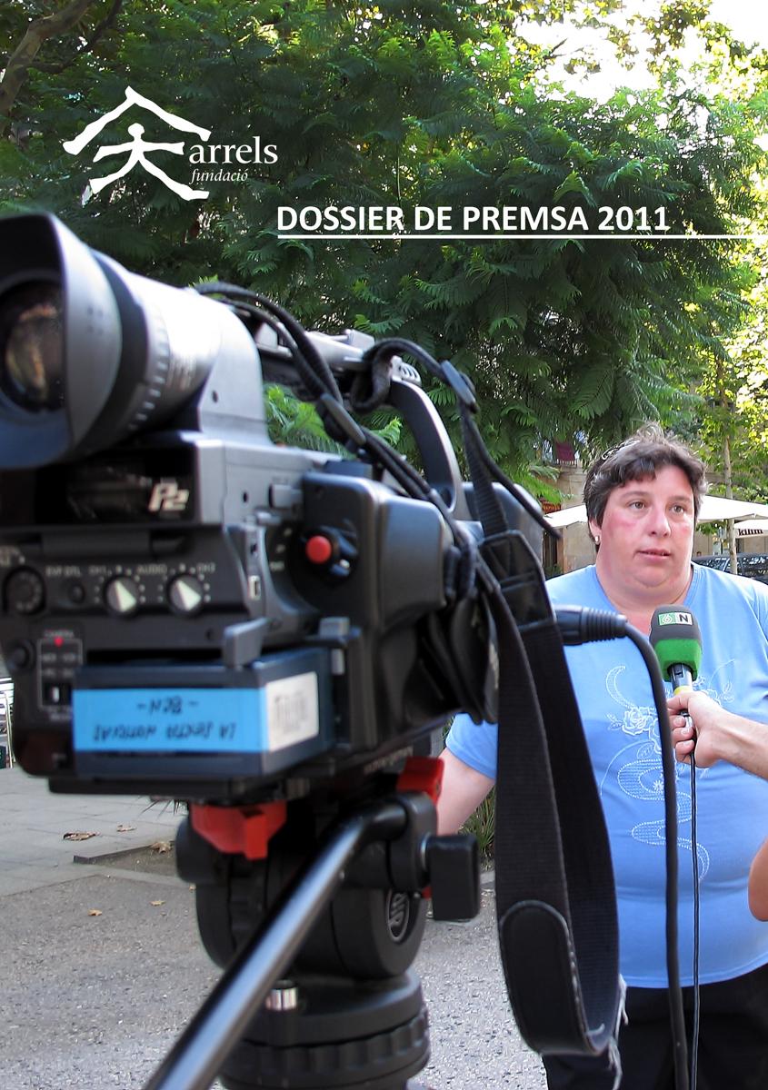 Dossier de premsa 2011