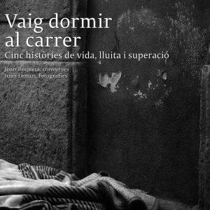 llibre Vaig dormir al carrer de Joan Roqueta
